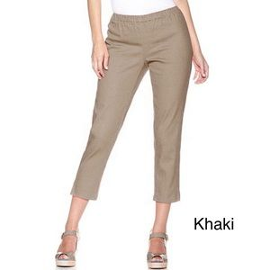 Chic Jegging Capri pants